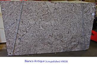 Photo: Bianco Antico lot# 9838