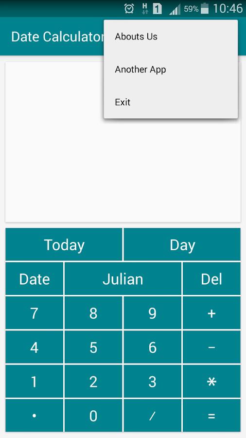 Priority date calculator