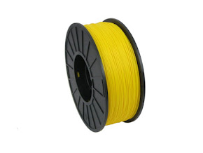 Yellow PRO Series ABS Filament - 1.75mm (1kg)