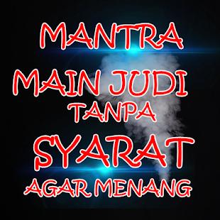 Mantra Main Judi Tanpa Syarat Agar Menang Lengkap - náhled