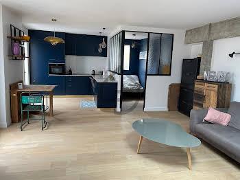 Appartement meublé 2 pièces 65 m2