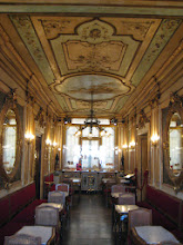 Photo: The famous Cafe' Florian