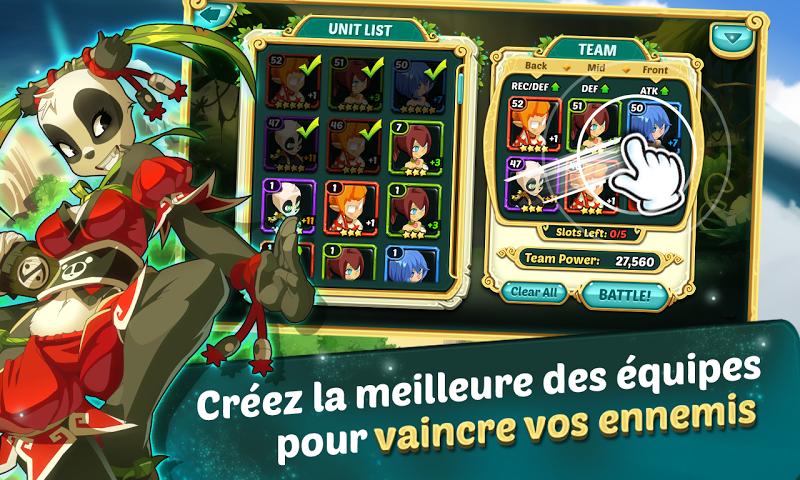 android Wakfu Raiders Screenshot 9