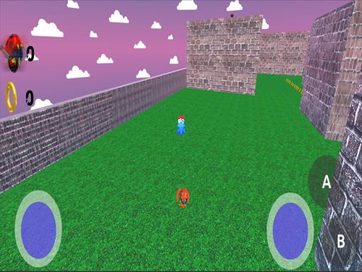 Super Sonic Run & Subway dash screenshot 2