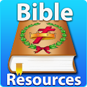 Bible Study Tools, Audio, Video, Bible Studies icon