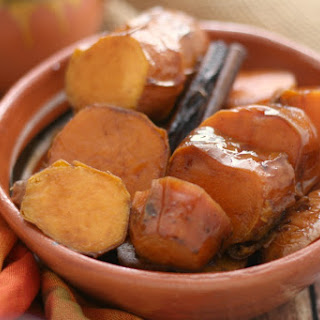 Camotes Enmielados (Mexican Candied Sweet Potatoes)