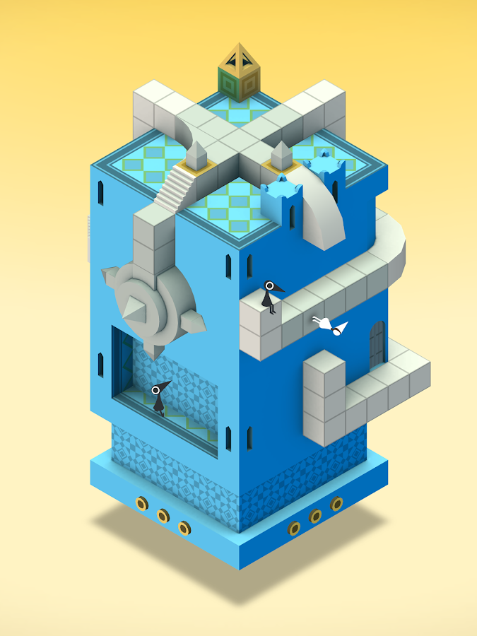 Monument Valley: captura de pantalla