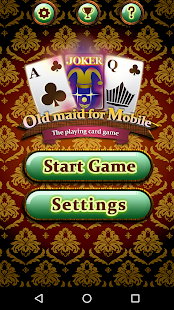 Old maid for Mobile(the card game) - náhled