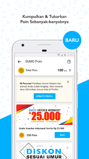 SUMO365 Booking App