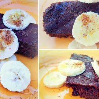 Honey Banana Brownies – A Healthy Friday Treat!