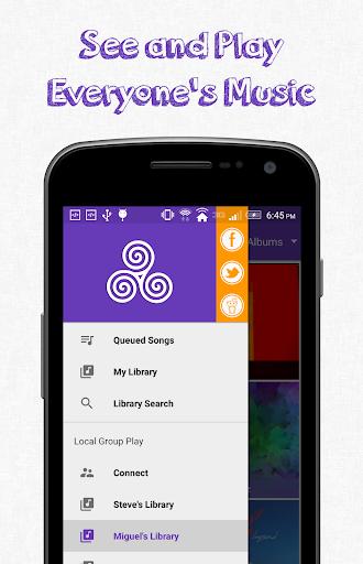 Slipstream Music Player