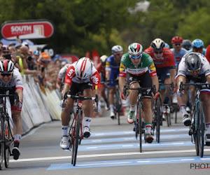 """Belgisch sprinttalent komt nog eens terug op 'akkefietje' met Peter Sagan: """"Ga voor niemand uit de weg in laatste kilometers"""""""