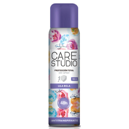 desodorante spray care studio lila bela 150ml