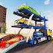 車のトランスポータートラックシミュレータ-キャリアトラックゲーム - Androidアプリ