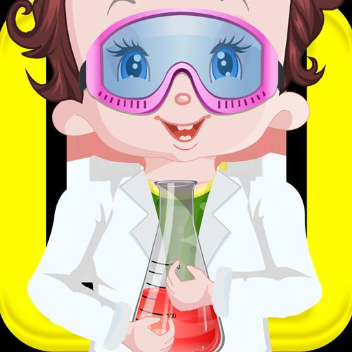 Baby Lisi Lab Experiment 冒險 App LOGO-硬是要APP