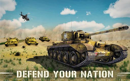 Code Triche Tank Battle 3D-Army War Machines APK MOD (Astuce) screenshots 1