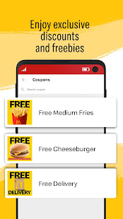 App McDelivery PH APK for Windows Phone