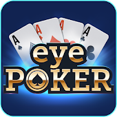 eyePoker - Video chat poker, Texas Hold'em