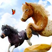 My Pony Horse Riding Free Game