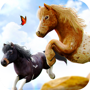 My Pony Horse Riding Free Game for PC and MAC