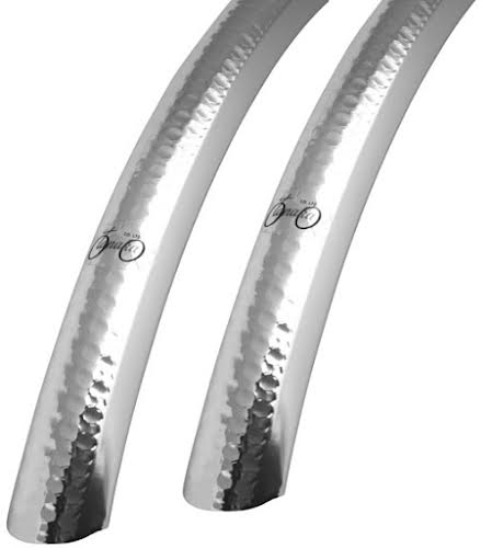 Tanaka Traditional Fender Set - Hammered Alloy 700x36