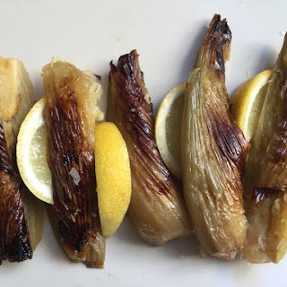 Slow-roasted Fennel.