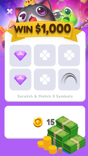 Code Triche Lucky Spin Day - Earn your rewards APK MOD screenshots 2