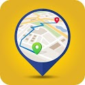 GPS Navigation with real-time Maps & Transit Info icon