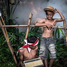 by Eko Probo D Warpani - People Portraits of Men ( strobist, nikon )