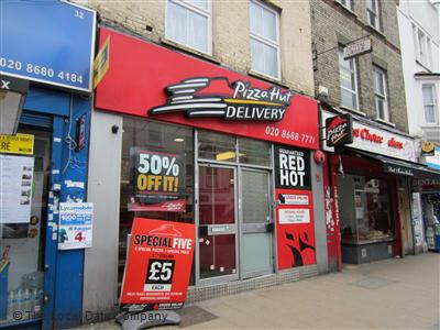Pizza Hut Delivery On London Road Pizza Takeaway In West