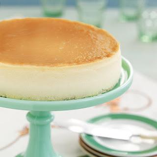 Original New York Cheesecake.