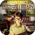Hidden Object Mystery Library icon