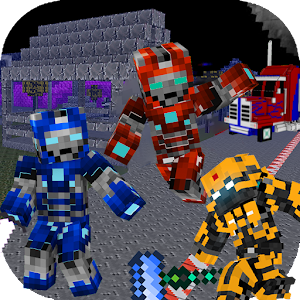 Robot Wars Survival Games C20 Icon