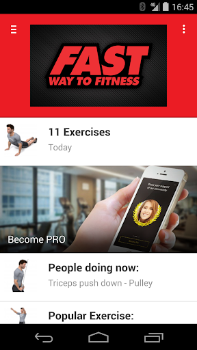 FAST WAY TO FITNESS ONLINE