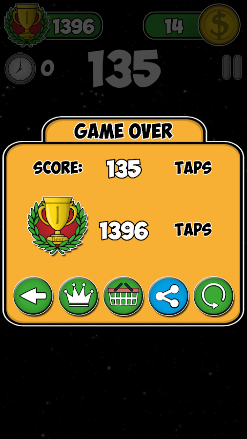 Power Of Tap - Clicker Game - στιγμιότυπο οθόνης