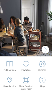 Catalogo IKEA- miniatura screenshot
