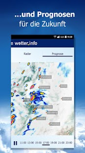 wetter.info- screenshot thumbnail