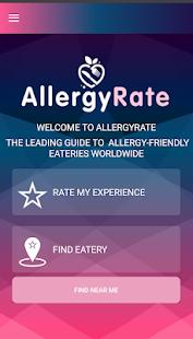 App AllergyRate APK for Windows Phone
