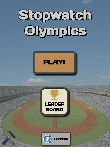 Stopwatch Olympics
