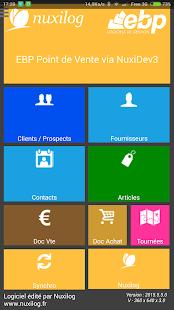 EBP Point de Vente via NuxiDev - screenshot thumbnail