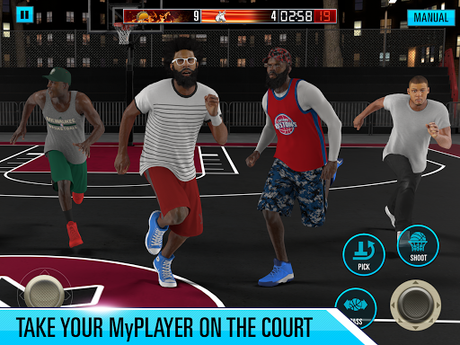 NBA 2K Mobile Basketball 2.10.0.4880679 screenshots 17