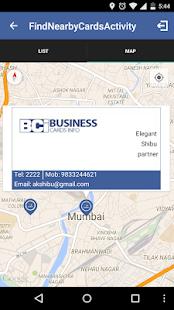 Business Cards Info (BCi)- screenshot thumbnail