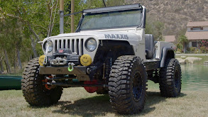Diesel Jeep Underwater! thumbnail