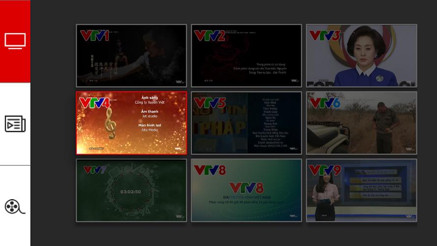 Download VTV Go for Smart TV APK latest version App by VTV