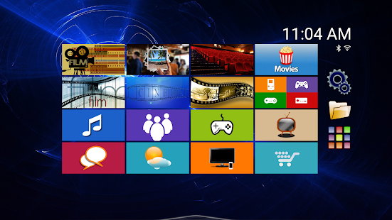Top TV Launcher Screenshot