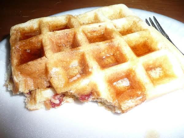 Bacon Waffles Recipe