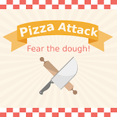 Pizza Attack. Fear The Dough!