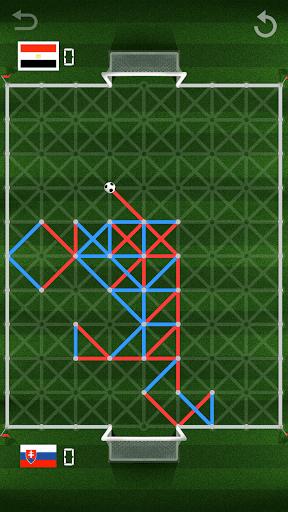 Kick it - Paper Soccer  screenshots 1