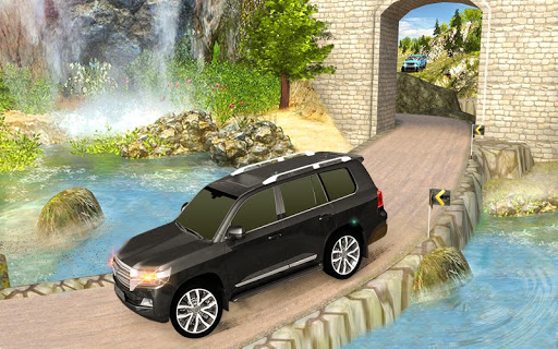 Real  Offroad Prado Driving Games: Mountain Climb 1.0 Cheat screenshots 1