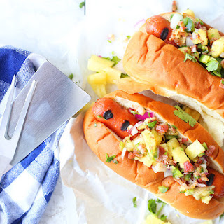 Hawaiian Hot Dogs.